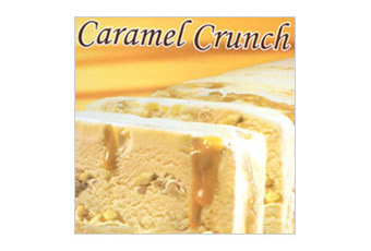 Caramel Crunch Icecream