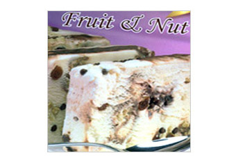 Fruit & Nut Icecream